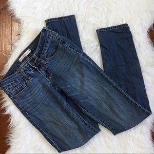 BULLHEAD PACSUN Medium Wash Skinny Jeans Size 0